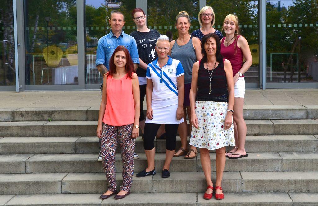 Erzieher-Team Diesterweg Grundschule