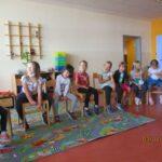 Führung durch das Schulgebäude und Schulhof
