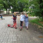 Bewegungsspiele auf dem Schulhof